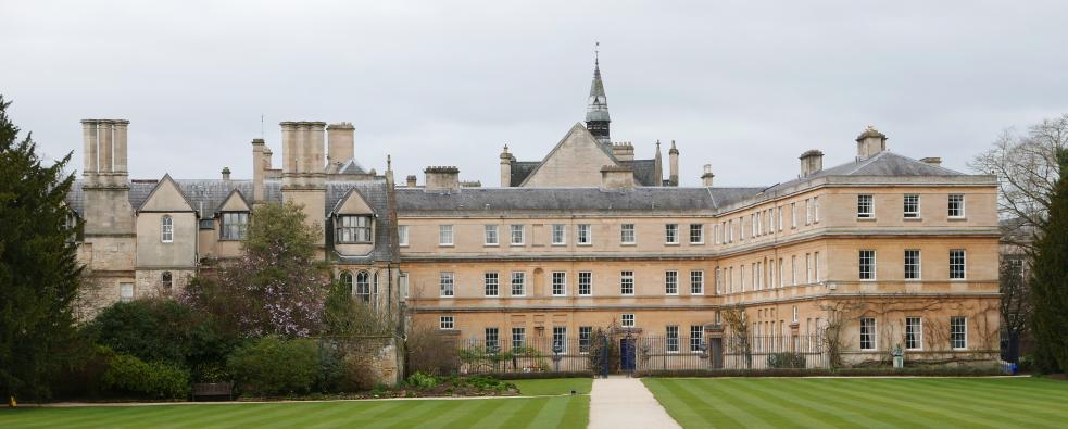 Oxford, R Pinto 2015